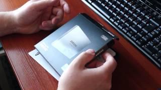 SAMSUNG 840 EVO 120 GB. ОБЗОР И ТЕСТИРОВАНИЕ SSD ДИСКА (часть1).