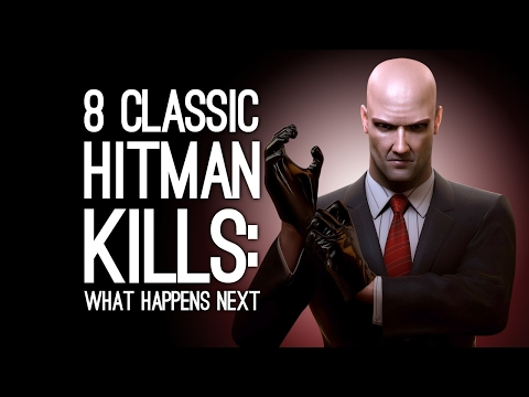 8 Hitman Kills from Agent 47's Greatest Hits: What Happens Next? - HITMAN QUIZ