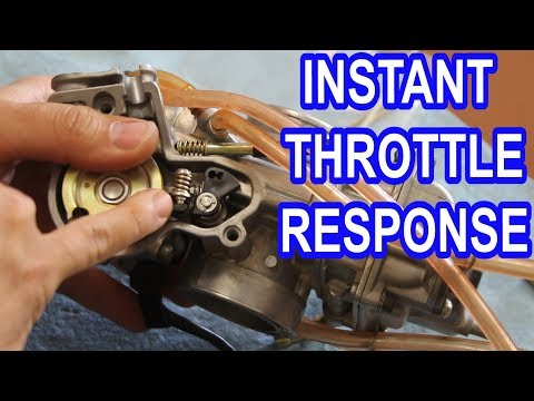 JD jetting and O ring mod for Yamaha WR450f - Keihin FCR carburetor jetting