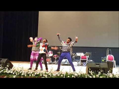 Adithya Nayar,Sunil Madhav & Reshna  Ootipattanam  KILUKKAM   Choreographed by Sabu