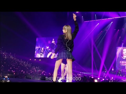 190508 Ddu - Du Ddu-Du Remix Encore @ Blackpink In Your Area Fort Worth Concert Live Fancam