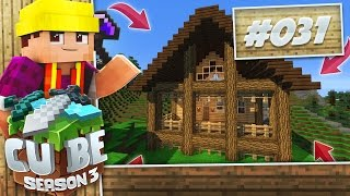 minecraft the cube smp   new house on the cube season 3 episode 31