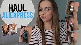 HAUL ALIEXPRESS | joyas, bralettes & más