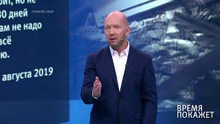 Настоящее и будущее Донбасса. Время покажет. 07.08.2019