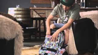 Burton SS2016 JPN Shred Scout Pack 平岡卓 平岡卓 検索動画 28