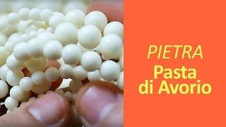 Pietra pasta di Avorio - ArtBijoux
