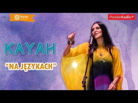 Kayah: Na językach LIVE (Jedynka)