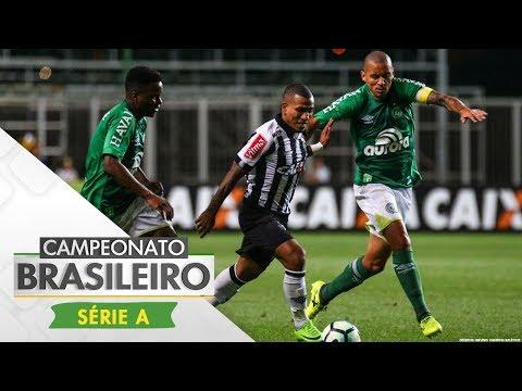 Melhores momentos - Atlético-MG 2 x 3 Chapecoense - Campeonato Brasileiro (18/10/2017)