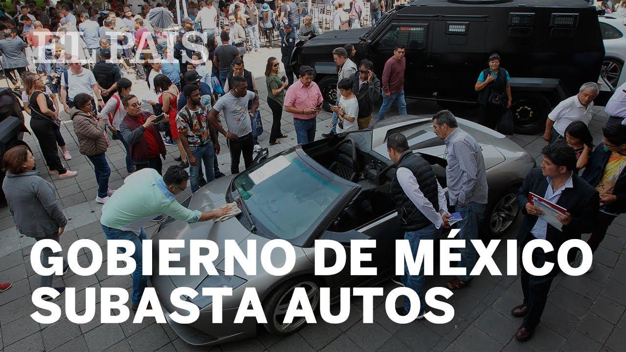 Subasta De Carros >> Subasta De Carros Narco En La Vieja Casa De Los Presidentes