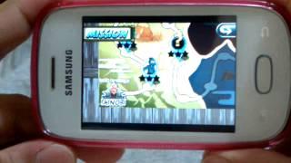 Ninja Saga OFFLINE On Galaxy Pocket Neo