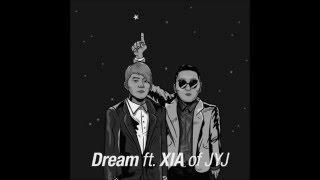 PSY- Dream ft.  XIA of JYJ (English Lyrics)