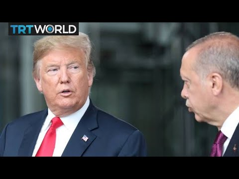 The War in Syria: US, Turkey planning safe zone on Syria border