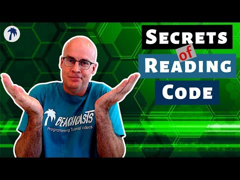 Secrets of how to understand code written by someone else