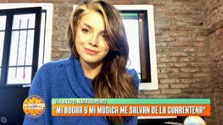 """Entrevista exclusiva a Natalie Pérez: """"Mi hogar y mi música me salvan de la cuarentena"""""""