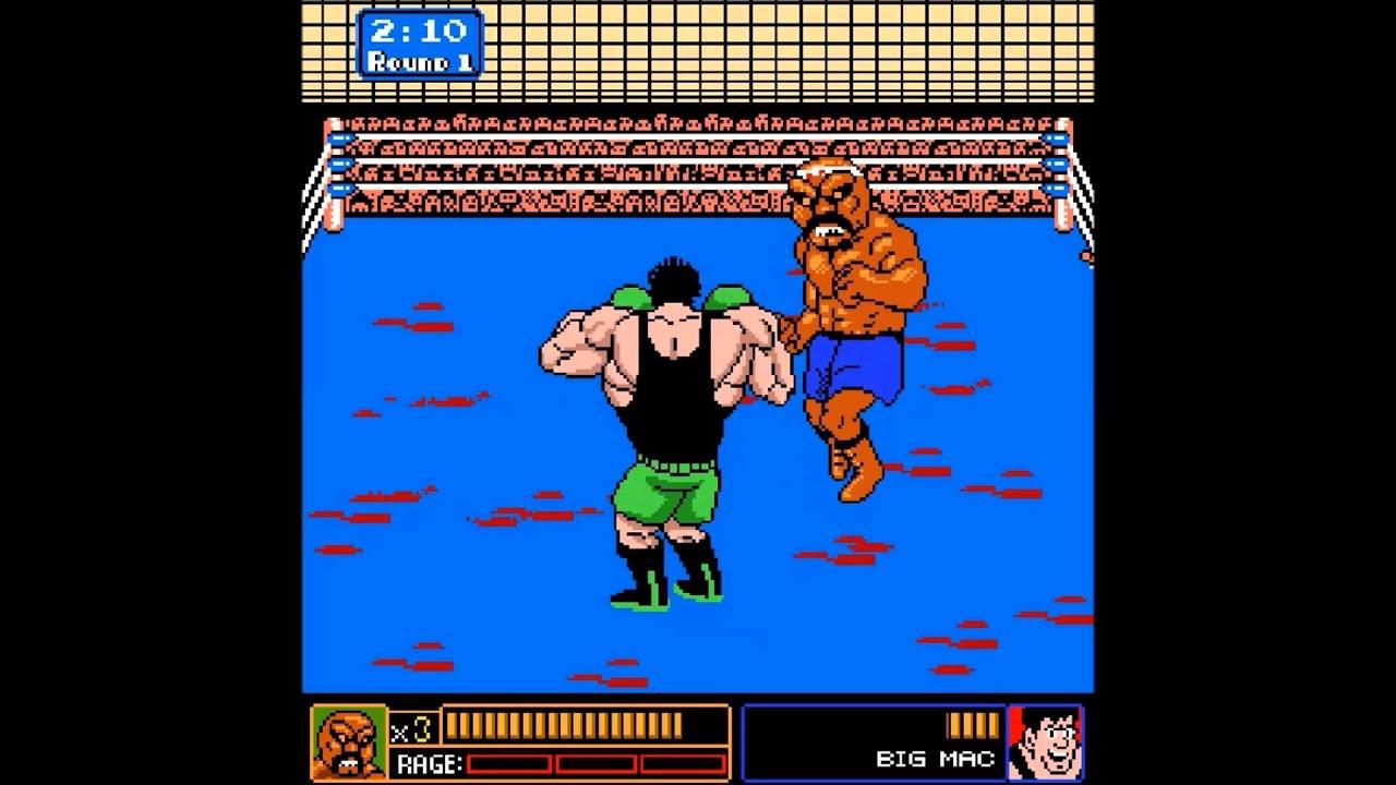 Abobo S Big Adventure Punch Out Break Scene Rage Moves