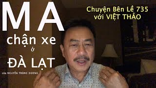 Ma Chặn Xe Ở Đà Lạt (Chuyện Ma Có Thật) - MC Việt Thảo