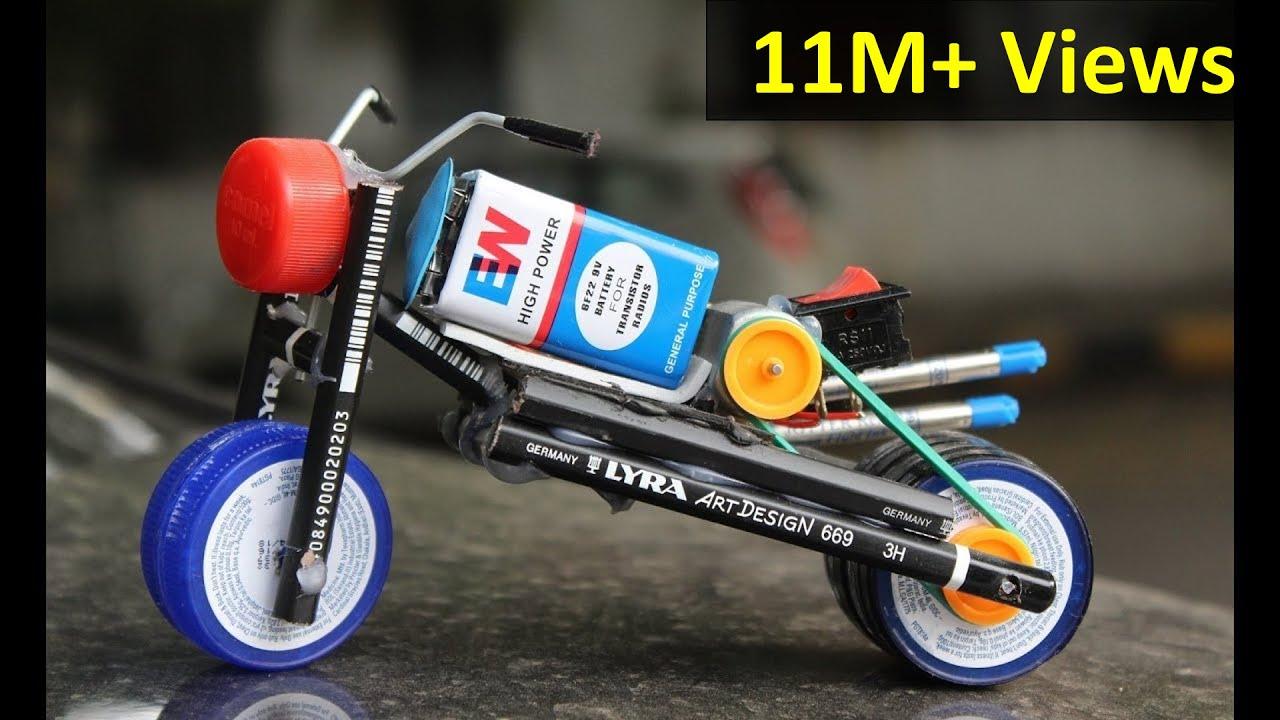 how to make a bike fly