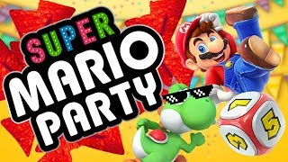 GHOST PEPPER CHIPS   Super Mario Party Gameplay