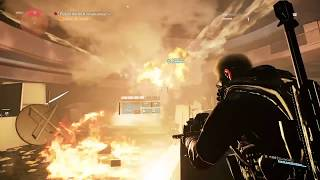 toorima's PS4 Broadcast: Division 2 (Endgame Missions with Jason M3)