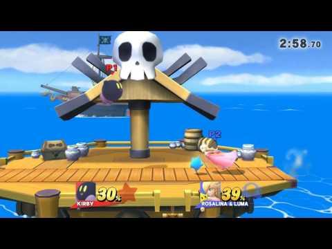 Kirby Final Cutter KO