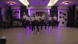 Команда Ruf Dance Team. Танцевальная Премия  DANZA TV. 5 марта 2017г.