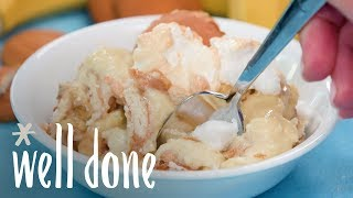 How to Make Banana Pudding | Recipe | Well Done