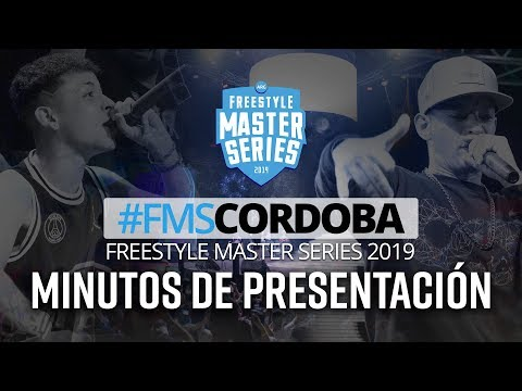 MINUTOS DE PRESENTACIÓN - FMS ARGENTINA JORNADA 1 (2019)