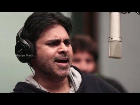 power star pawan kalyan singing kaatam rayudu song