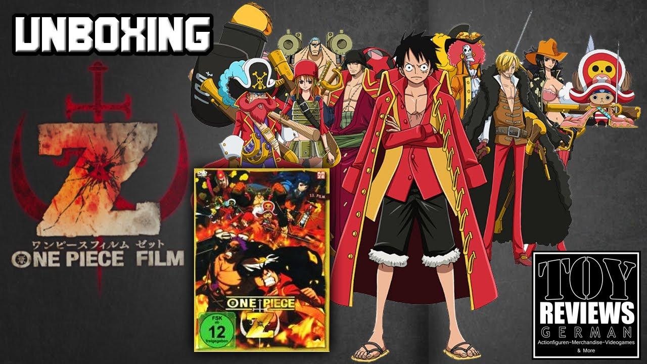 One Piece Film Z German