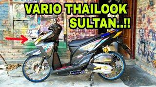 VARIO 150 THAILOOK SULTAN BROO..!! //vario Modifikasi