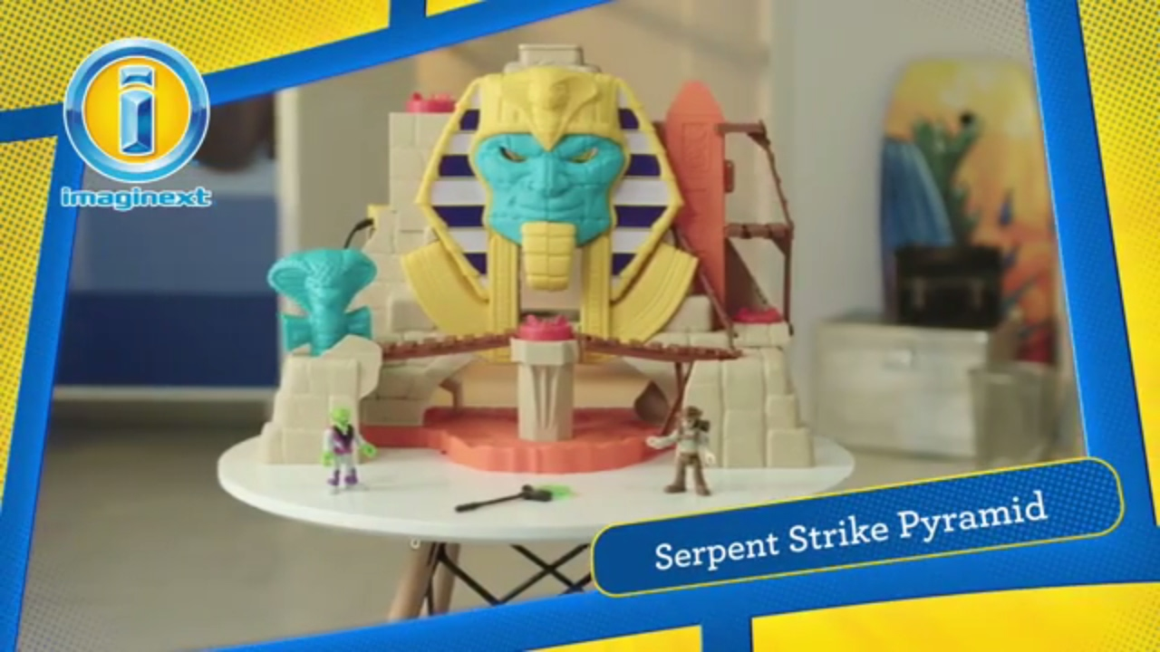 Serpent strike