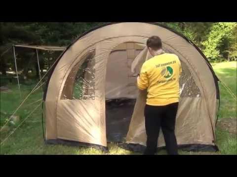 Кемпинговая палатка Trek Planet Vario 5