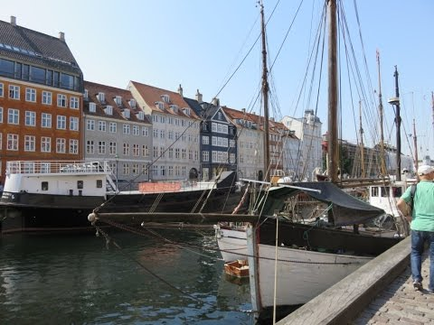 Staying cheap in Copenhagen // Scandinavia