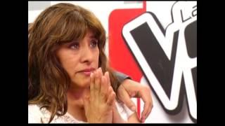 """Adriela Nored sorprendió a todos con el tema """"Cucurrucucú paloma"""""""