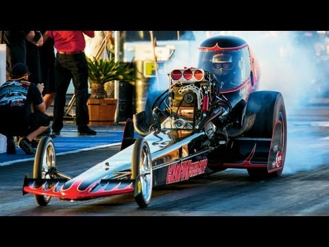 Drag Racing with Prudhomme! California Hot Rod Reunion 2012 - HOT ROD Unlimited Episode 21