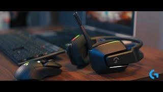 Logitech Gaming Series - Lightspeed Gear