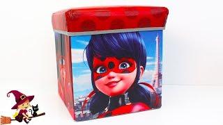 caja sorpresa de ladybug