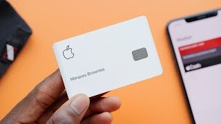 Gambar cover Apple Card Unboxing & Impressions!