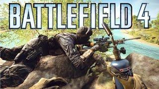 Battlefield 4 Веселые Моменты! #11