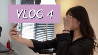 Vlog / 일상 브이로그 / 얼굴 첫 공개! , 블루…