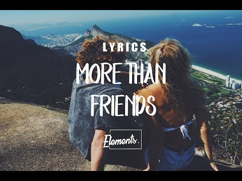James Hype - More Than Friends (ft. Kelli-Leigh) - Lyrics
