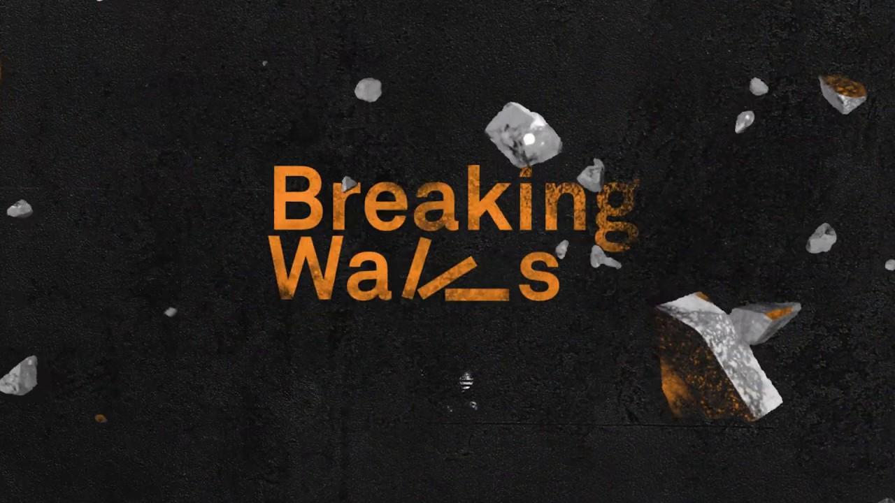 Bist du ein Wallbreaker? Wir feiern 30 Jahre Mauerfall mit