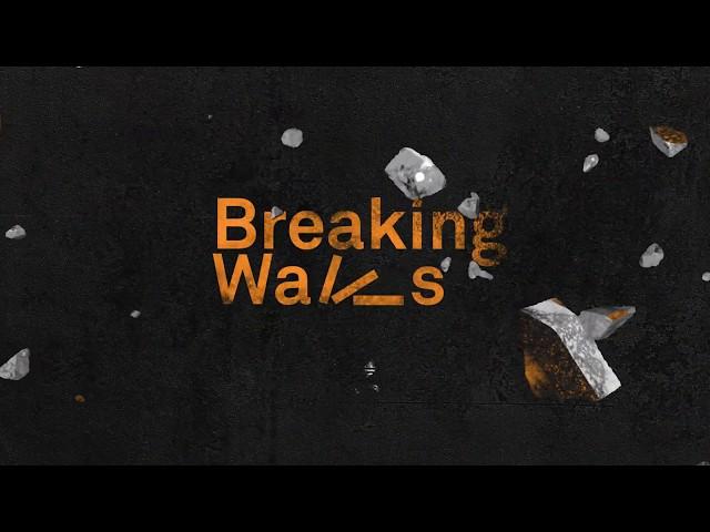 zalando adidas breaking walls jacke