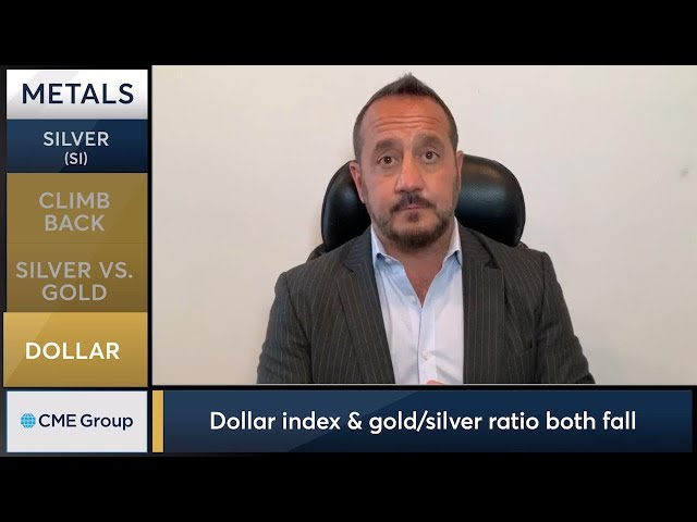 August 13 Metals Commentary: Bob Iaccino
