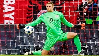 Most Unbelievable Goalkeepers Saves 2017