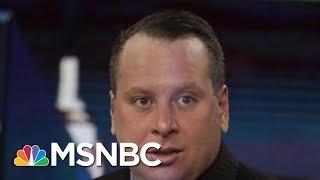 Joe: In Sam Nunberg, We Saw Someone Buckling Under Pressure | Morning Joe | MSNBC