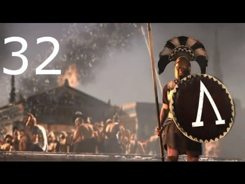 ➜ Total War - Rome 2 Sparta Walkthrough - Part 32: Slave Rebellion [Legendary]