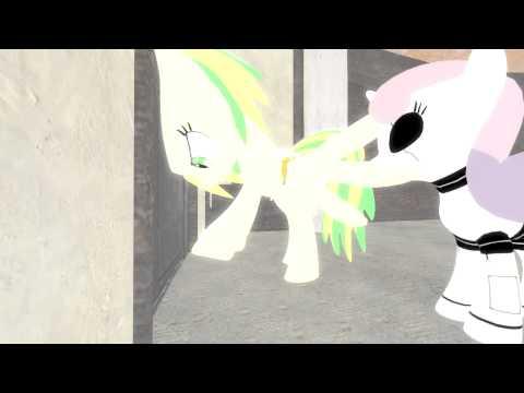 [SFM Ponies] Nyeh! Nyeh! Nyeh! Help Her! [500 Views special]