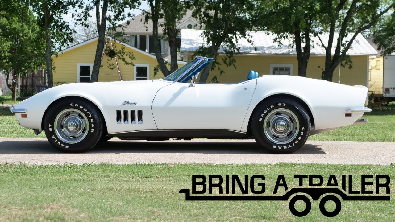 1969 Chevrolet Corvette for Bring-A-Trailer - NO RESERVE!