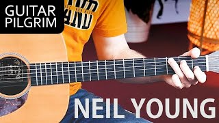 How To Play 'Old Man' By Neil Young